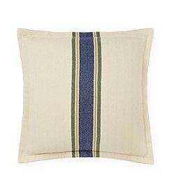 Tommy Hilfiger® Herringbone Stripe Euro Sham