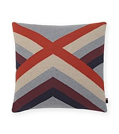 Tommy Hilfiger® Geo Knit Pillow