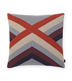 Tommy Hilfiger® Geo Knit Pillow