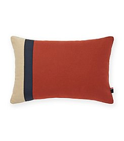 Tommy Hilfiger® Pieced Canvas Pillow