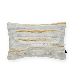 Tommy Hilfiger® Rag Rug Cream Pillow