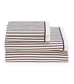 Tommy Hilfiger® Ticking Stripe Sheet Set