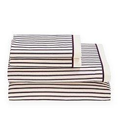 Tommy Hilfiger® Ticking Stripe Sheet Set