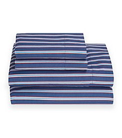 Tommy Hilfiger® Christopher Stripe Sheet Set