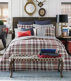 Tommy Hilfiger® Vintage Plaid Bedding Collection