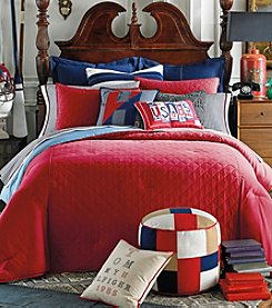 Tommy Hilfiger® Prep Solid Bedding Collection