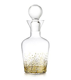 Fitz and Floyd® Gold Luster Decanter