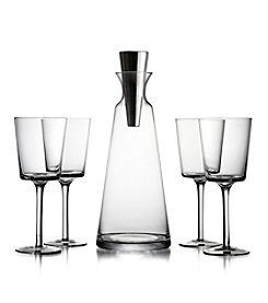 Fitz and Floyd® Lincoln Pyramid 5-pc. Wine Set