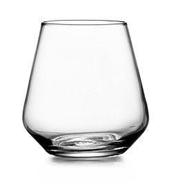 Fitz and Floyd® Sarah Set of 4 Whiskey Old Fashioned Glasses