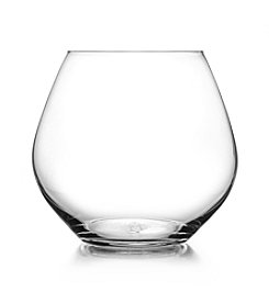 Fitz and Floyd® Giselle Set of 4 Stemless Wine Glasses