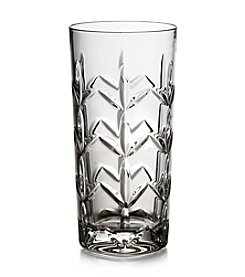 Fitz and Floyd® Fleur Set of 4 Highball Glasses
