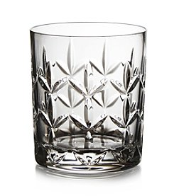 Fitz and Floyd® Fleur Set of 4 Double Old Fashioned Glasses