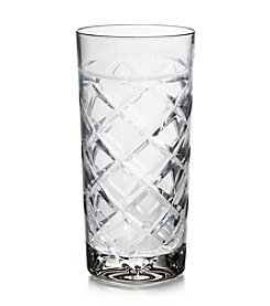 Fitz and Floyd® Tufted Set of 4 Highball Glasses