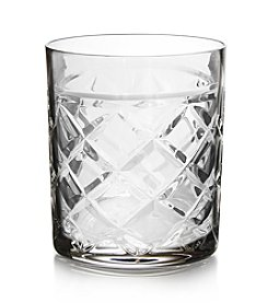 Fitz and Floyd® Tufted Set of 4 Double Old Fashioned Glasses
