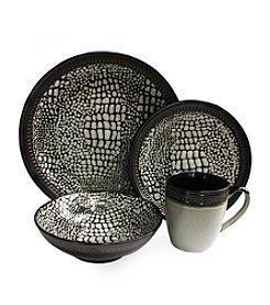 American Atelier Tasmania Sand 16-pc. Dinnerware Set