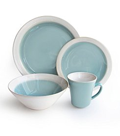 American Atelier Ashbury Green 16-pc. Dinnerware Set