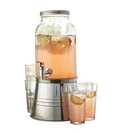 Style Setter Newport 6-pc. Beverage Dispenser Set
