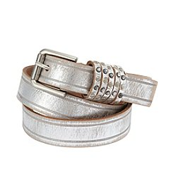 Nine West® Roller Harness Belt