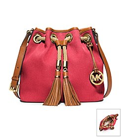 MICHAEL Michael Kors® Marina Canvas Medium Messenger Bag