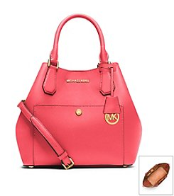 MICHAEL Michael Kors® Greenwich Large Saffiano Leather Satchel