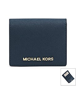 MICHAEL Michael Kors® Jet Set Travel Saffiano Card Holder