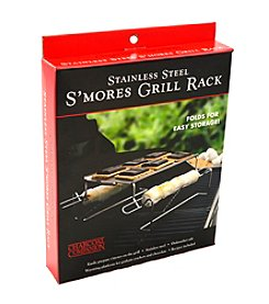 Charcoal Companion® Stainless S'mores Roasting Rack