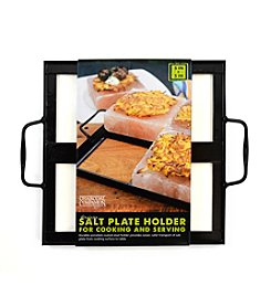 Charcoal Companion® Porcelain Coated Salt Plate Holder