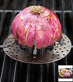 Charcoal Companion® Blossoming Onion Grill Rack
