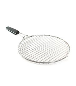 Charcoal Companion® Stainless Quesadilla Basket