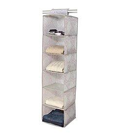 Laura Ashley® Winchester 6-Shelf Organizer