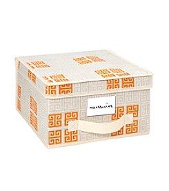 SedaFrance Cameo Key Cream Storage Box