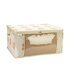 SedaFrance Cameo Key Cream Blanket Bag