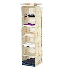 SedaFrance Cameo Key Cream 6-Shelf Organizer
