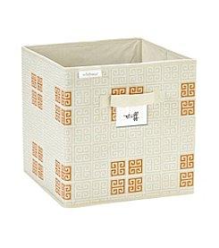 SedaFrance Cameo Key Cream Storage Cube