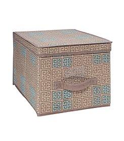SedaFrance Cameo Key Taupe Storage Box