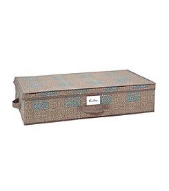 SedaFrance Cameo Key Taupe Under-The-Bed Storage Box