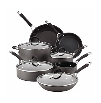 Circulon® Momentum 11-pc. Hard-Anodized Nonstick Cookware Set + FREE GIFT see offer details