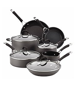 Circulon® Momentum 11-pc. Hard-Anodized Nonstick Cookware Set + FREE BONUS GIFT see offer details