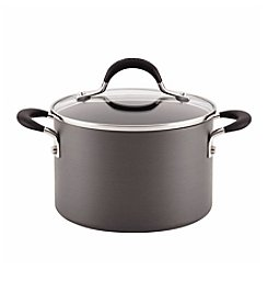 Circulon® Momentum Hard-Anodized Nonstick 3-qt. Covered Saucepan + Get This FREE see offer details