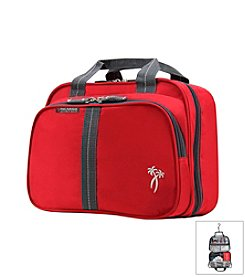 Ricardo Beverly Hills Red Deluxe Travel Organizer