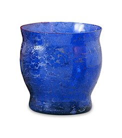 The Pomeroy Collection Blue Marina Pillar Holder