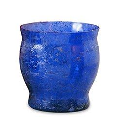 The Pomeroy Collection Blue Marina Pillar Holder