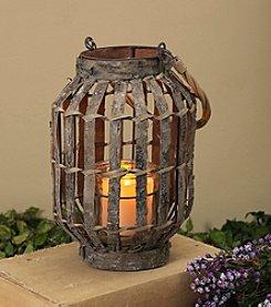 Gerson Birch Lantern