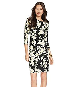 Lauren Ralph Lauren® Floral Print Day Dress