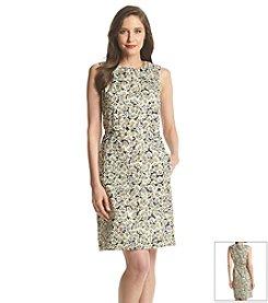 Anne Klein® Floral Dress