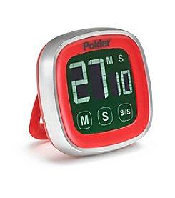 Polder Touchscreen Timer