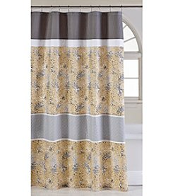 Parker Loft Catalina Quilted Shower Curtain
