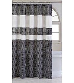 Parker Loft Huntington Pleated Shower Curtain