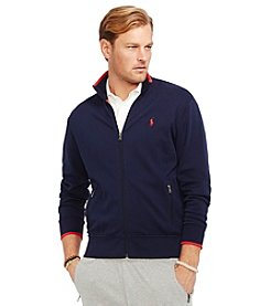 Polo Ralph Lauren® Men's Big & Tall Long Sleeve Fleece Jacket