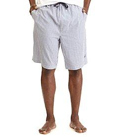Nautica® Men's Anchor Woven Stripe Short